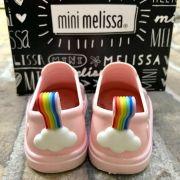 Tenis Infantil Mini Melissa Rosa