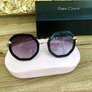 Óculos Infantil Geométrico Preto Lente Preta Gucci Abelhinha Inspired Petit Cherie