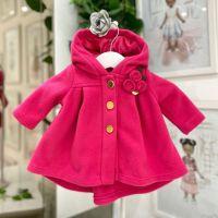 Casaco Infantil Pink Doce Amor Gira Baby
